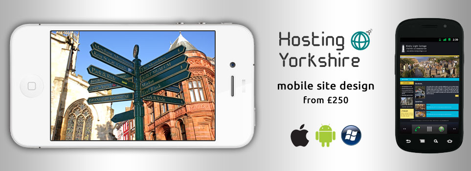York Mobile Website Design